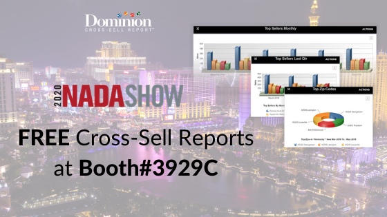 Who's Your True Market Competition? Find Out at NADA 2020!