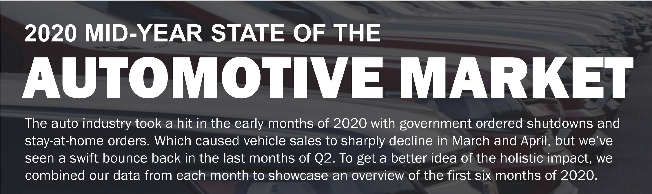 [Infographic] Mid-Year State of the Automotive Market